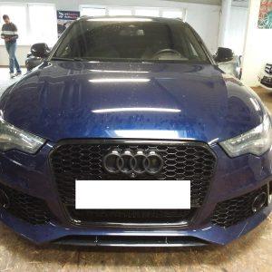 Audi RS 6 4.0 V8 TFSI Quattro