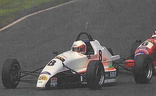 Formula Ford 1800 Zetec Giorgio Vinella 1995 Olympic Motorsport picture Autosport