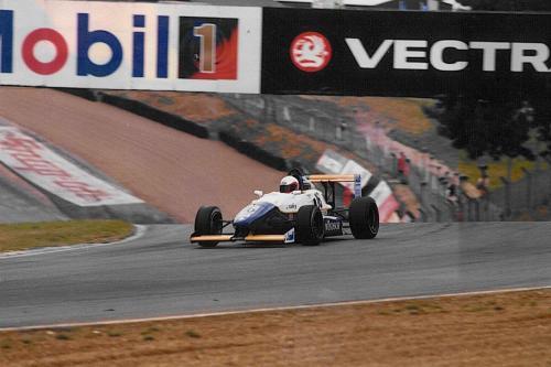 Giorgio Vinella Formula Renault 2000 1996 Brands Hatch British championship Manor Motorsport Van Diemen curva Druids 1