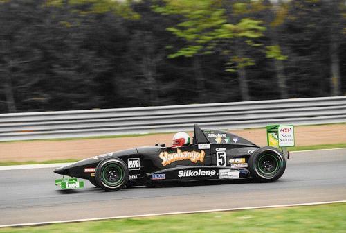 Giorgio Vinella Formula Renault 2000 1997 Oulton Park British championship Martello Racing Van Diemen 1