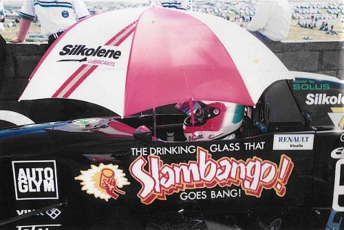 Giorgio Vinella Formula Renault 2000 1997 Silverstone British championship Martello Racing Van Diemen  starting grid