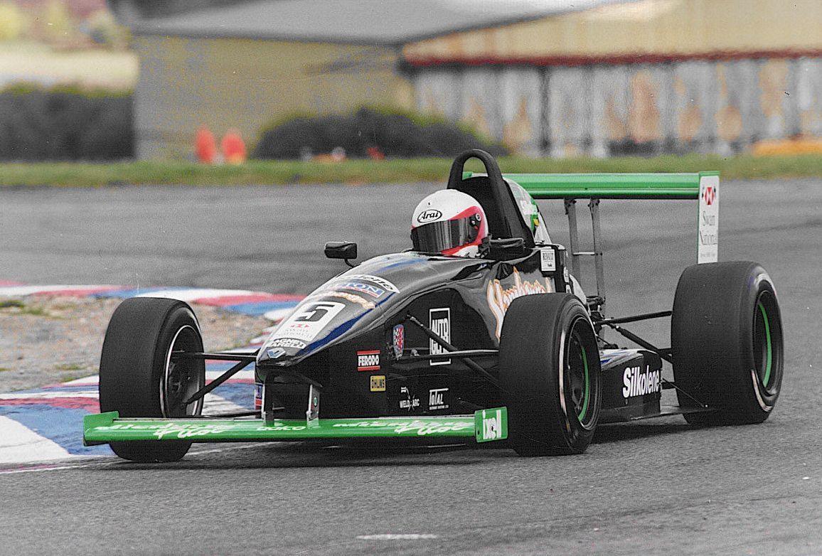 1997 Campionato Inglese Di Formula Renault