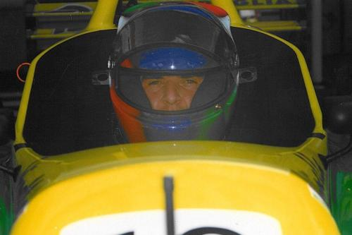 Giorgio Vinella International Formula 3000 Championship 1998 Nurburgring Team Coloni front