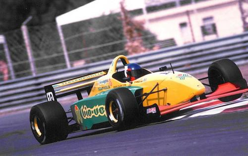 Giorgio Vinella International Formula 3000 Championship 1998 Pergusa Coloni cordoli