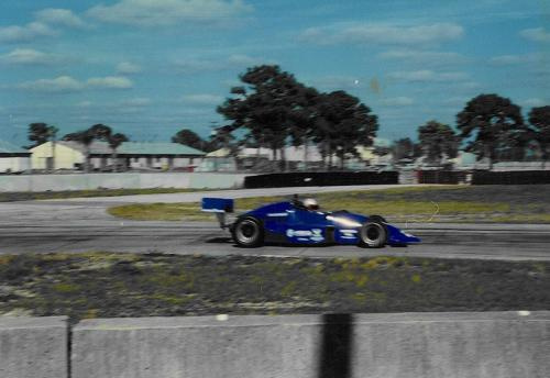 Giorgio Vinella Sebring Florida Test Formula Barber Dodge Pro Series
