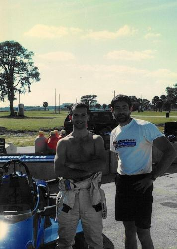 Giorgio Vinella Sebring Florida Test Formula Barber Dodge Pro Series Rob Wilson 2