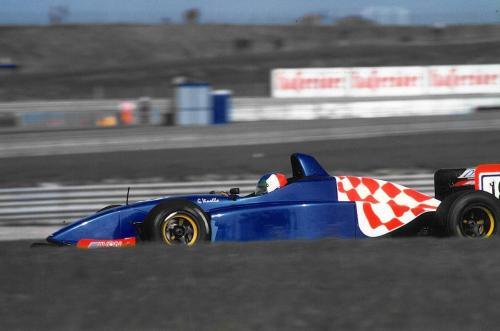 Giorgio Vinella Campionato Internazionale Formula 3000 1998  Coloni test