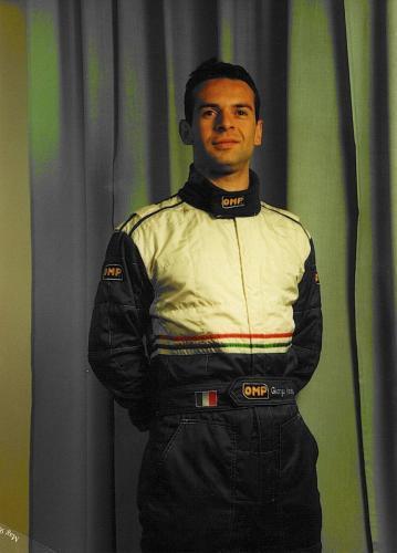 Giorgio Vinella Campionato Internazionale Formula 3000 1998 foto stampa 1