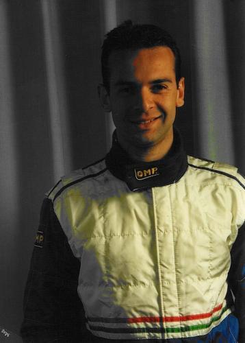 Giorgio Vinella Campionato Internazionale Formula 3000 1998 foto stampa 3