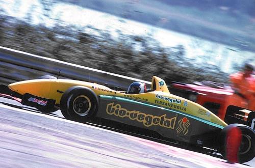 Giorgio Vinella Campionato Internazionale Formula 3000 1998 Pergusa Coloni