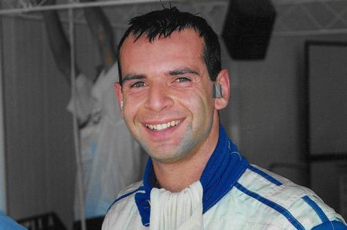 Giorgio Vinella Campionato Internazionale Formula 3000 1998 Pergusa Team Coloni fine gara