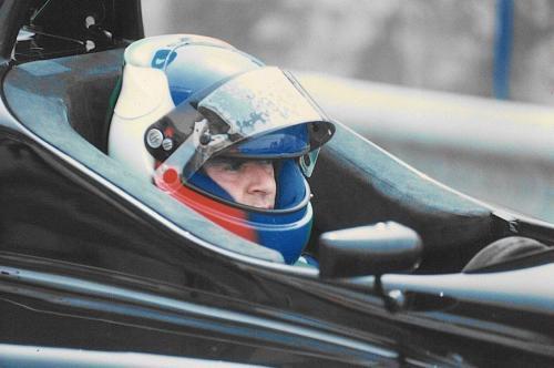 Giorgio Vinella Formula 3000 Championship 1999 Donington Park Team Martello Racing