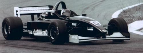 Giorgio Vinella Formula 3000 Championship 1999 Donington Park Team Martello Racing -2