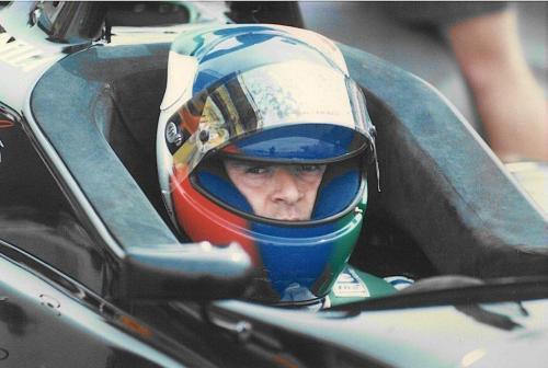 Giorgio Vinella Formula 3000 Championship 1999 Imola Team Martello Racing