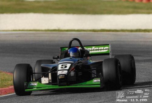 Giorgio Vinella Formula 3000 Championship 1999 Misano Adriatico Team Martello Racing 10