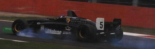 Giorgio Vinella Formula 3000 Championship 1999 Monza Adriatico Team Martello Racing photo Autosprint
