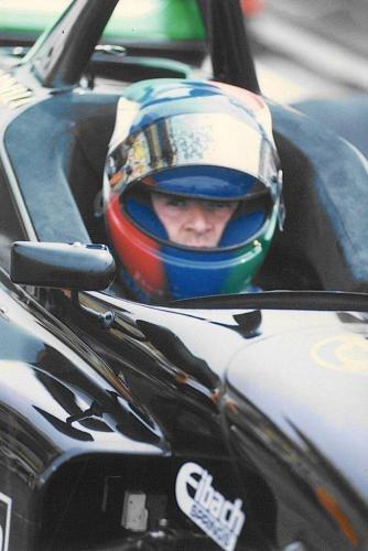 Giorgio Vinella Formula 3000 Championship 1999 Monza  Team Martello Racing 1