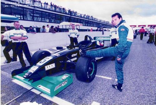 Giorgio Vinella Campionato Formula 3000 1999 Misano AdriaticoTeam Martello Racing