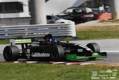 Giorgio Vinella Campionato Formula 3000 1999 Misano Adriatico Team Martello Racing 11