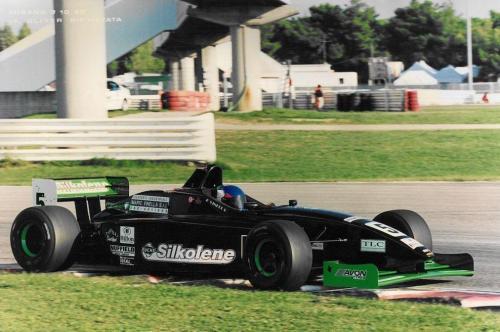 Giorgio Vinella Campionato Formula 3000 1999 Misano Adriatico Team Martello Racing 12