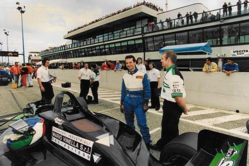Giorgio Vinella Campionato Formula 3000 1999 Misano Adriatico Team Martello Racing 13