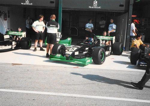 Giorgio Vinella Campionato Formula 3000 1999 Misano Adriatico Team Martello Racing 5