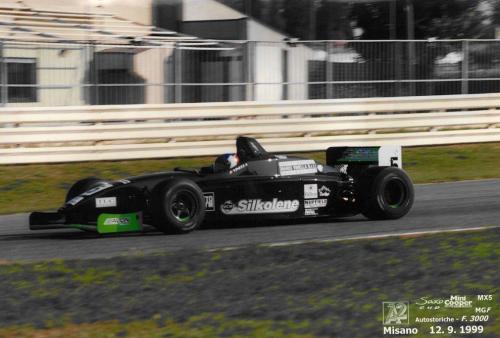Giorgio Vinella Campionato Formula 3000 1999 Misano Adriatico Team Martello Racing 7