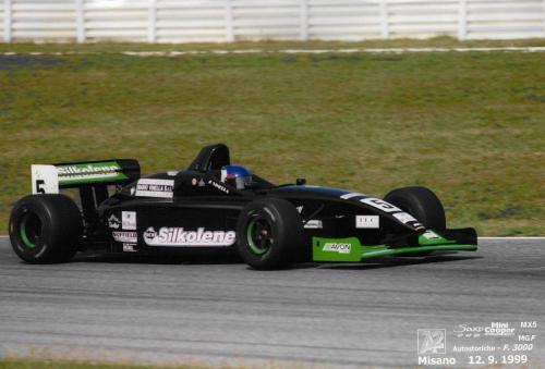 Giorgio Vinella Campionato Formula 3000 1999 Misano Adriatico Team Martello Racing 8