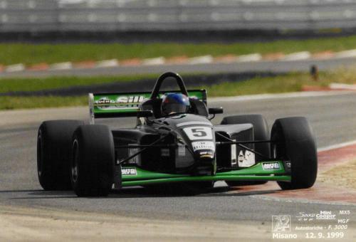 Giorgio Vinella Campionato Formula 3000 1999 Misano Adriatico Team Martello Racing 9