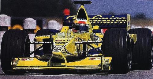 Giorgio Vinella Official Test Driver Formula 1 Champion F3000 Monza Mugello Minardi Alonso Fiorio Gené magazine Auto
