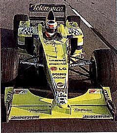 Giorgio Vinella Official Test Driver Formula 1 Champion F3000 Vairano Mugello Minardi Fernando Alonso Fiorio Gené Autosprint