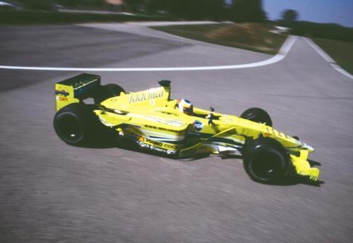 Giorgio Vinella Official Test Driver Formula 1 Champion F3000 Vairano Mugello  Minardi Fernando Alonso Fiorio Marc Gené 10