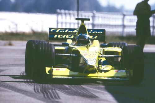 Giorgio Vinella Official Test Driver Formula 1 Champion F3000 Vairano Mugello  Minardi Fernando Alonso Fiorio Marc Gené 12
