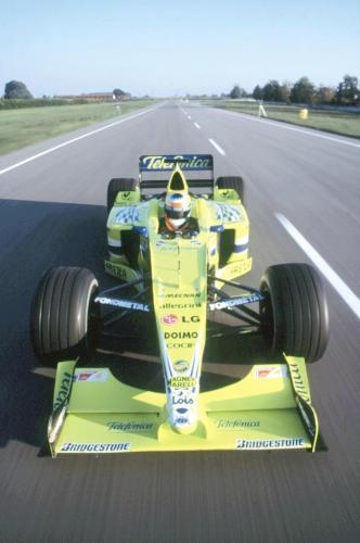 Giorgio Vinella Official Test Driver Formula 1 Champion F3000 Vairano Mugello  Minardi Fernando Alonso Fiorio Marc Gené 13