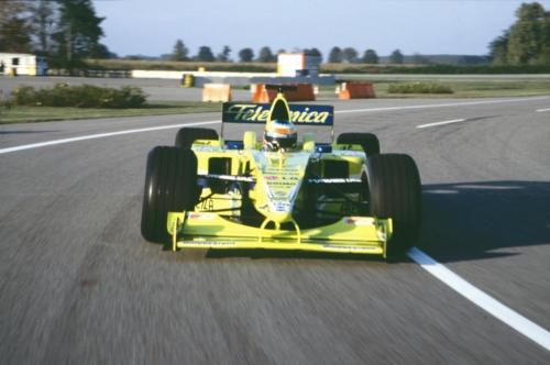 Giorgio Vinella Official Test Driver Formula 1 Champion F3000 Vairano Mugello  Minardi Fernando Alonso Fiorio Marc Gené 14