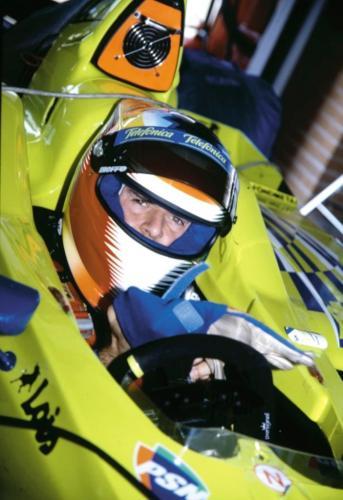 Giorgio Vinella Official Test Driver Formula 1 Champion F3000 Vairano Mugello  Minardi Fernando Alonso Fiorio Marc Gené 15