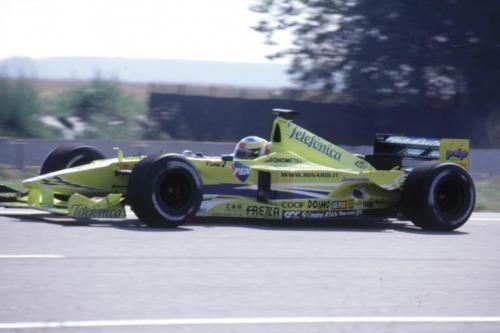 Giorgio Vinella Official Test Driver Formula 1 Champion F3000 Vairano Mugello  Minardi Fernando Alonso Fiorio Marc Gené 16