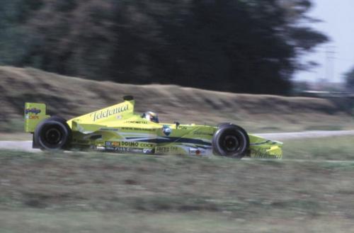 Giorgio Vinella Official Test Driver Formula 1 Champion F3000 Vairano Mugello  Minardi Fernando Alonso Fiorio Marc Gené 17