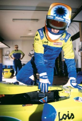 Giorgio Vinella Official Test Driver Formula 1 Champion F3000 Vairano Mugello  Minardi Fernando Alonso Fiorio Marc Gené 18