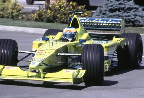Giorgio Vinella Official Test Driver Formula 1 Champion F3000 Vairano Mugello  Minardi Fernando Alonso Fiorio Marc Gené 19