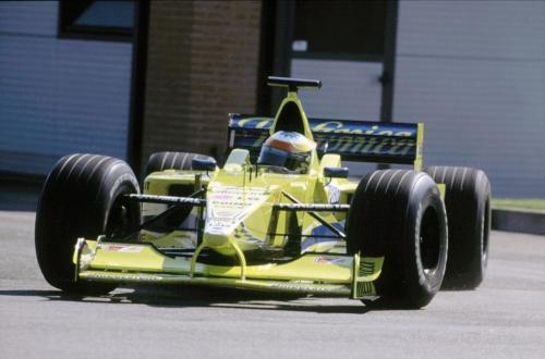 Giorgio Vinella Official Test Driver Formula 1 Champion F3000 Vairano Mugello  Minardi Fernando Alonso Fiorio Marc Gené 20