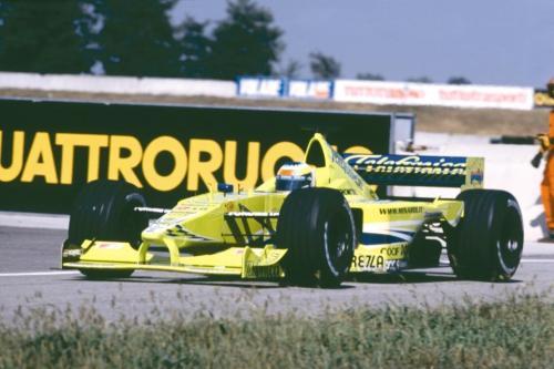 Giorgio Vinella Official Test Driver Formula 1 Champion F3000 Vairano Mugello  Minardi Fernando Alonso Fiorio Marc Gené 6