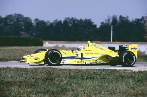 Giorgio Vinella Official Test Driver Formula 1 Champion F3000 Vairano Mugello  Minardi Fernando Alonso Fiorio Marc Gené 7