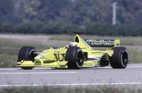 Giorgio Vinella Official Test Driver Formula 1 Champion F3000 Vairano Mugello  Minardi Fernando Alonso Fiorio Marc Gené 8