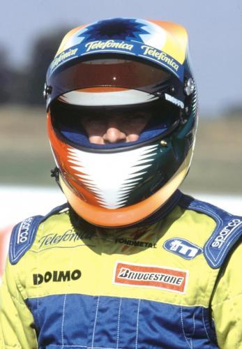 Giorgio Vinella Official Test Driver Formula 1 Champion F3000 Vairano Mugello  Minardi Fernando Alonso Fiorio Marc Gené 9