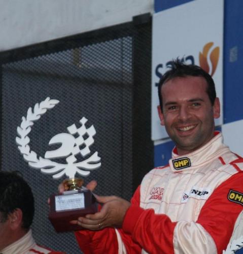 Giorgio Vinella Endurance Touring Car Baroncini 2009 Champion Vallelunga Aramis Manfredi Ravetto 3