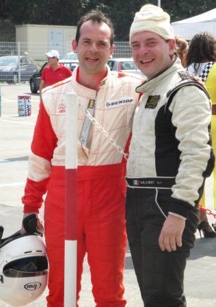 Giorgio Vinella Endurance Touring Car  Baroncini 2009 Champion Varano Aramis Manfredi Ravetto 2