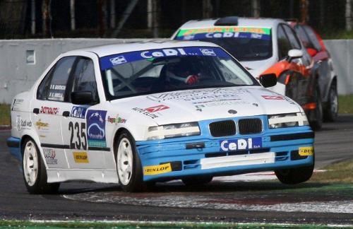 Giorgio Vinella Campionato Italiano Turismo Endurance Baroncini 2009 Campioni Imola