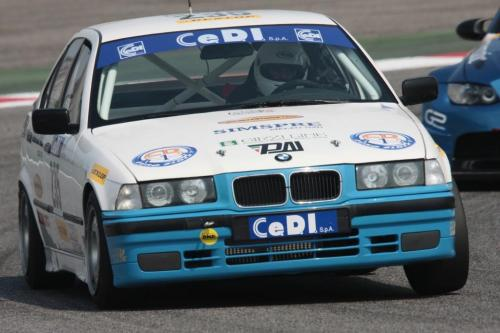 Giorgio Vinella Campionato Italiano Turismo Endurance Baroncini 2009 Campioni Imola 1
