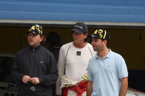 Giorgio Vinella Campionato Italiano Turismo Endurance Baroncini 2009 Campioni Manfredi Ravetto